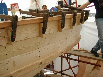 Traditional Boat Construction